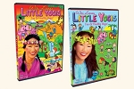 Little Yogis DVD set